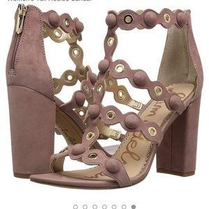 NWT- Sam Edelman Yuli Heeled Sandal